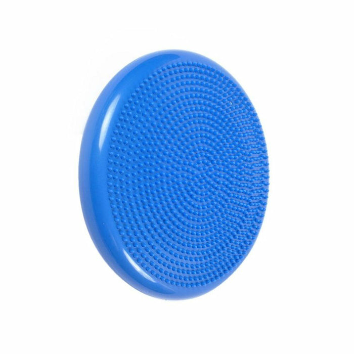 Inflatable Balance Stability Cushion Exercise Yoga Disc Pad Wobble Seat 35cm - Simply Homeware