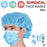 Disposable Face Masks Surgical Anti Dust Flu Medical Dentist Mouth Blue Bulk AU - Simply Homeware