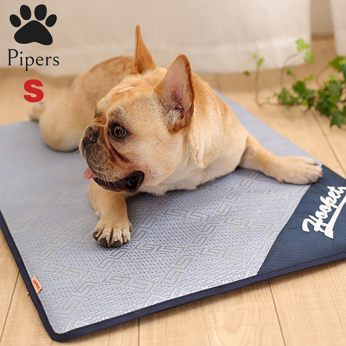 Pipers Pet Cooling Mats Dog Cat Pad Gel Puppy Ice Summer Kitten Washable Cushion