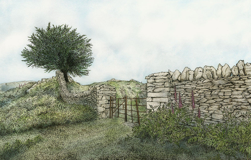 New Work:  'Lakeland Gate'
