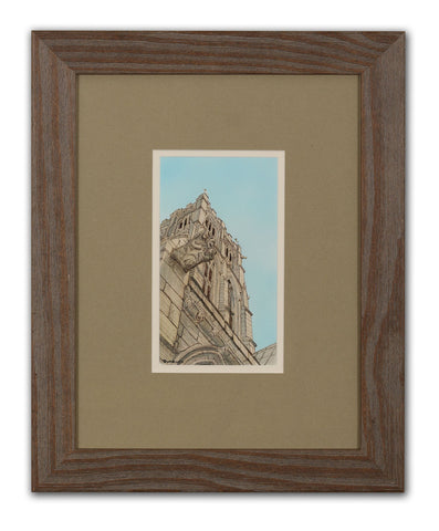 Howden Minster Tower - Limited Edition Giclée Print
