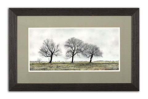 Earth & Sky - Limited Edition Giclée Print