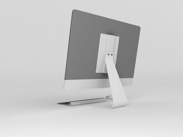 21 inch Slim Computer prop in White