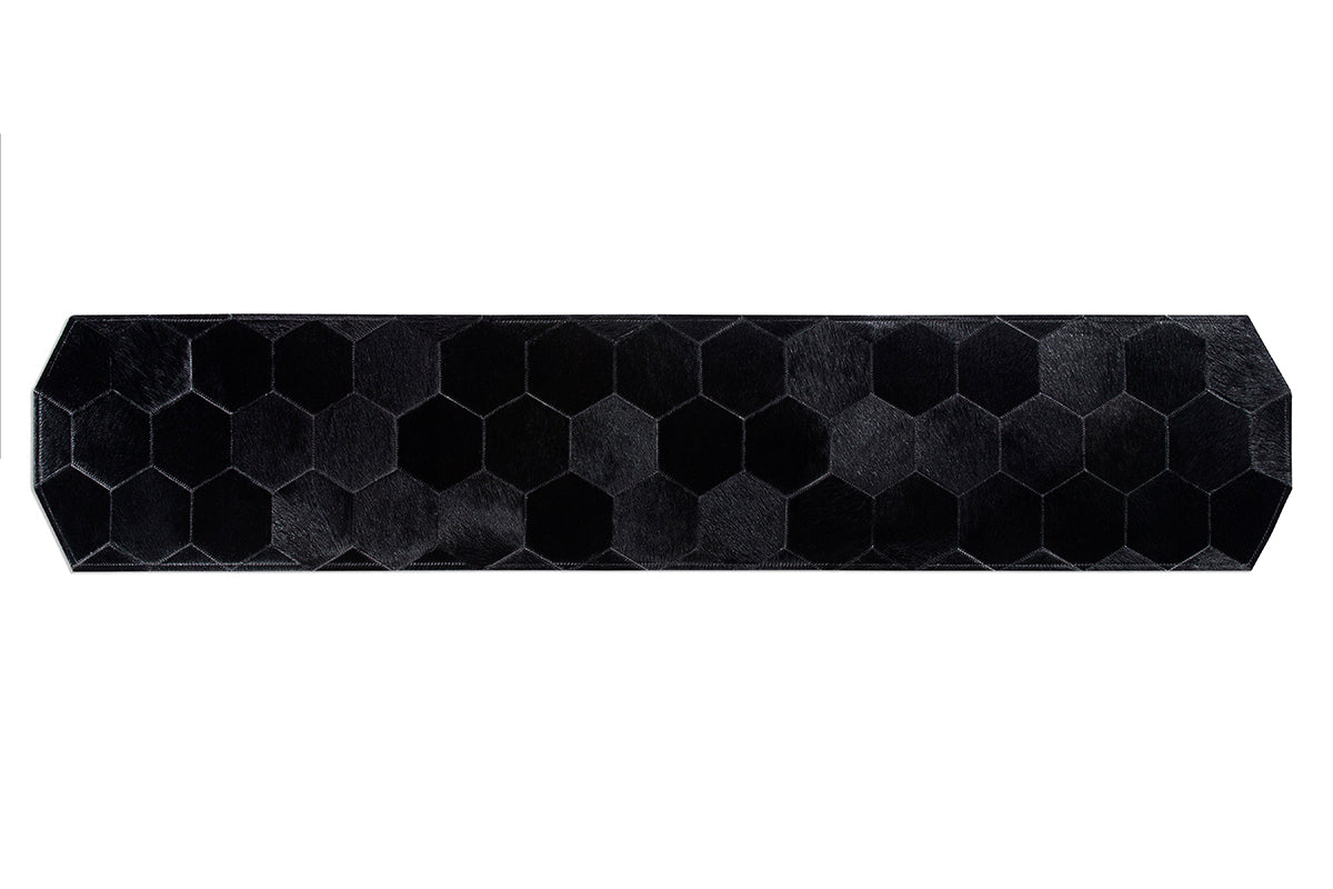 "72"" Black Beauty Table Runner"