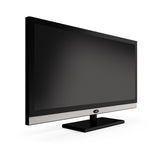 50 inch HDTV prop closed back prop