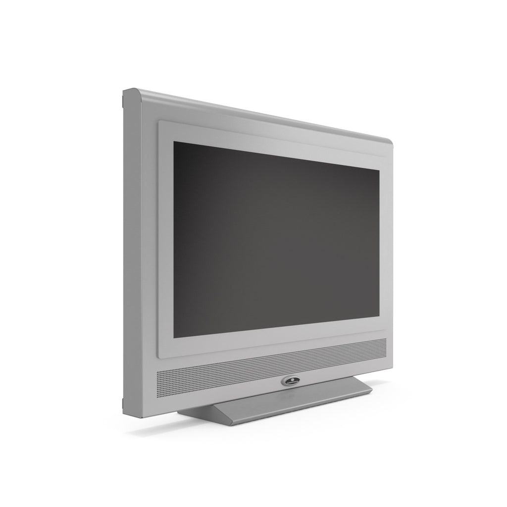 37 inch platinum LCD monitor prop