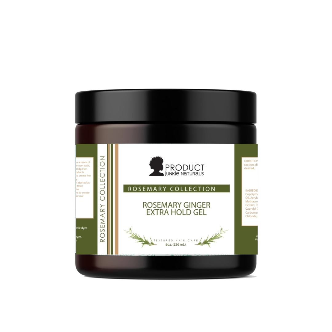 Rosemary Ginger Extra Hold Gel