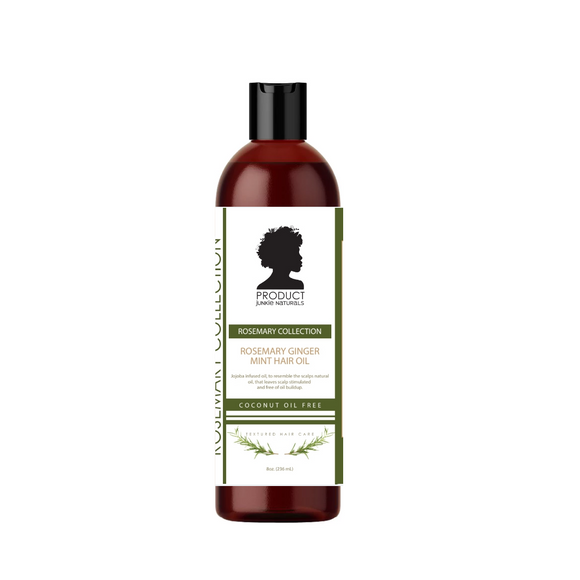 Rosemary-Ginger Mint Hair Oil