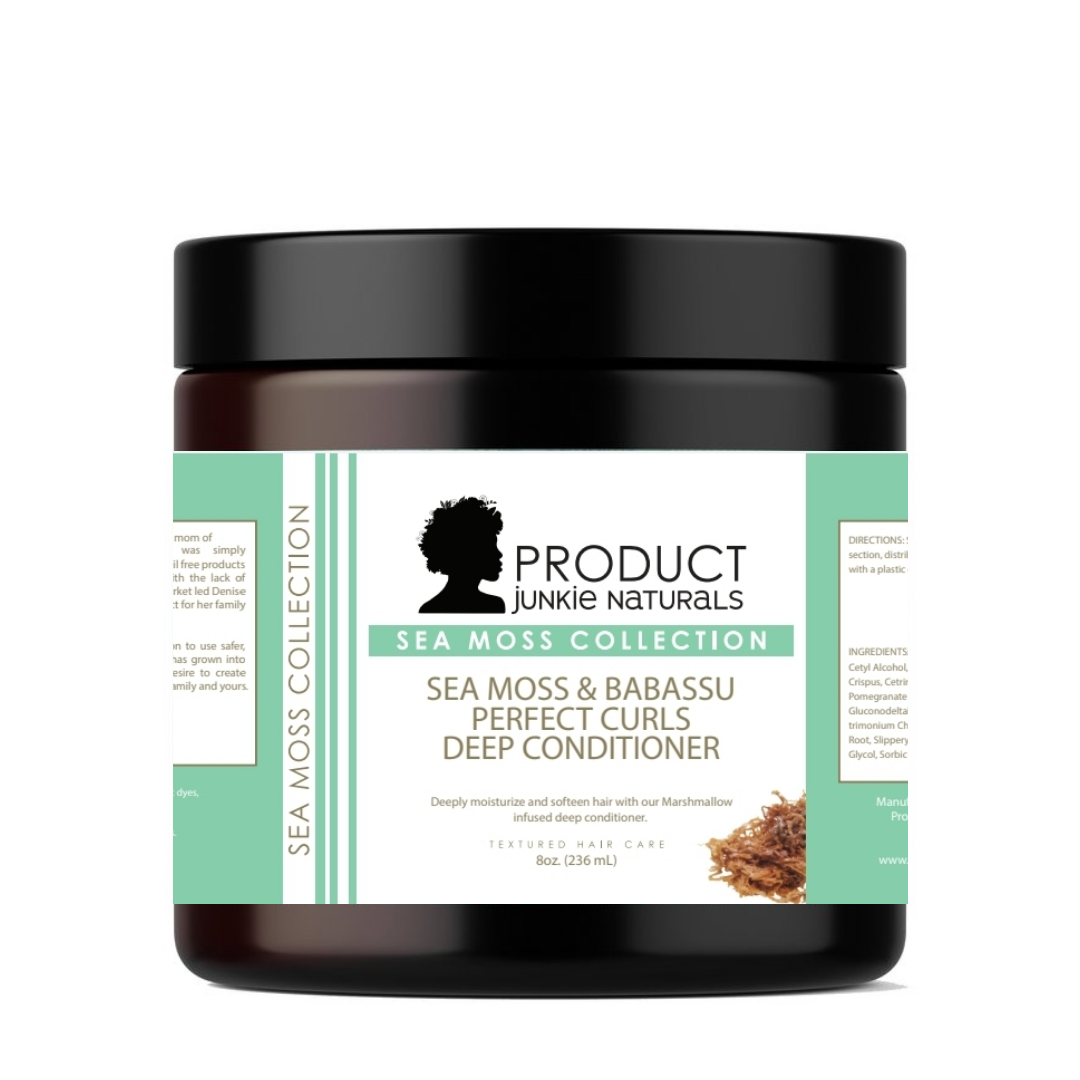 Sea Moss & Babassu Perfect Curls Deep Conditioner