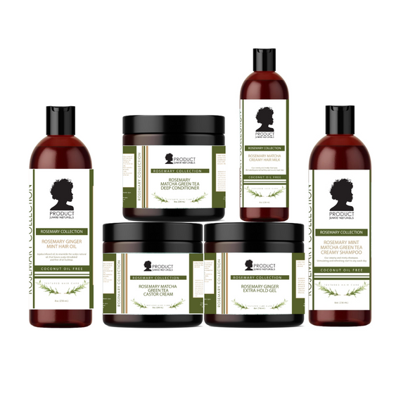 Rosemary Miracles Natural Hair Collection