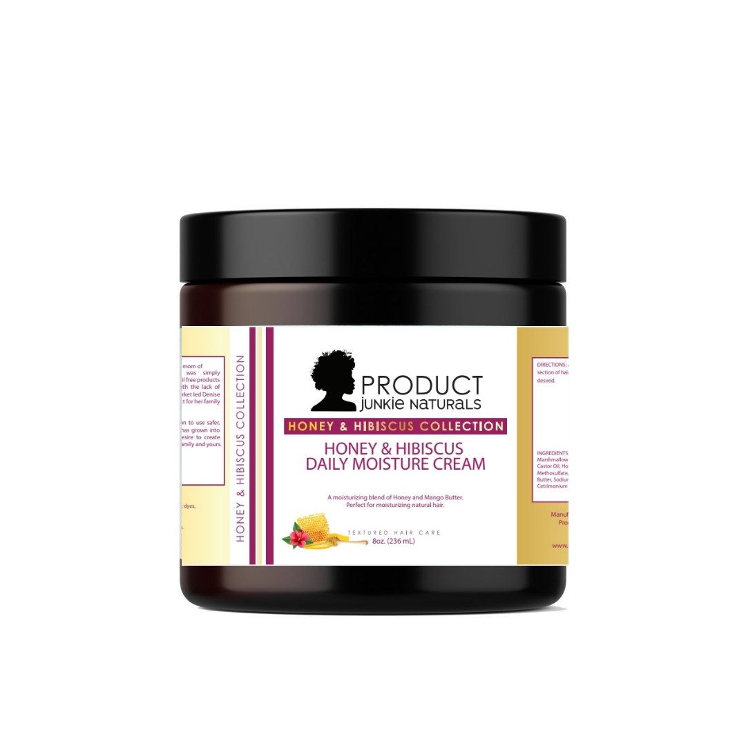 Honey & Hibiscus Daily Moisture Cream