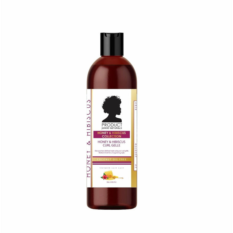 Honey & Hibiscus Curl Gelle