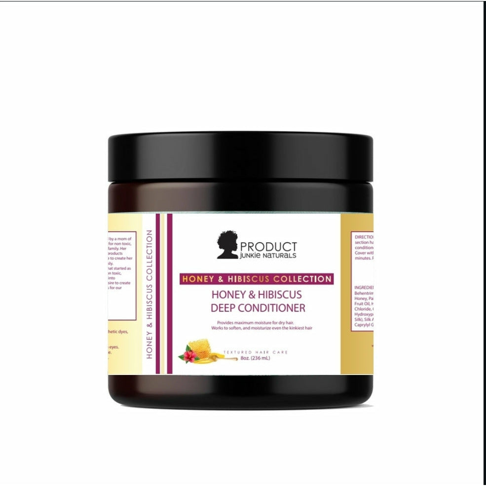 Honey & Hibiscus Deep Conditioner