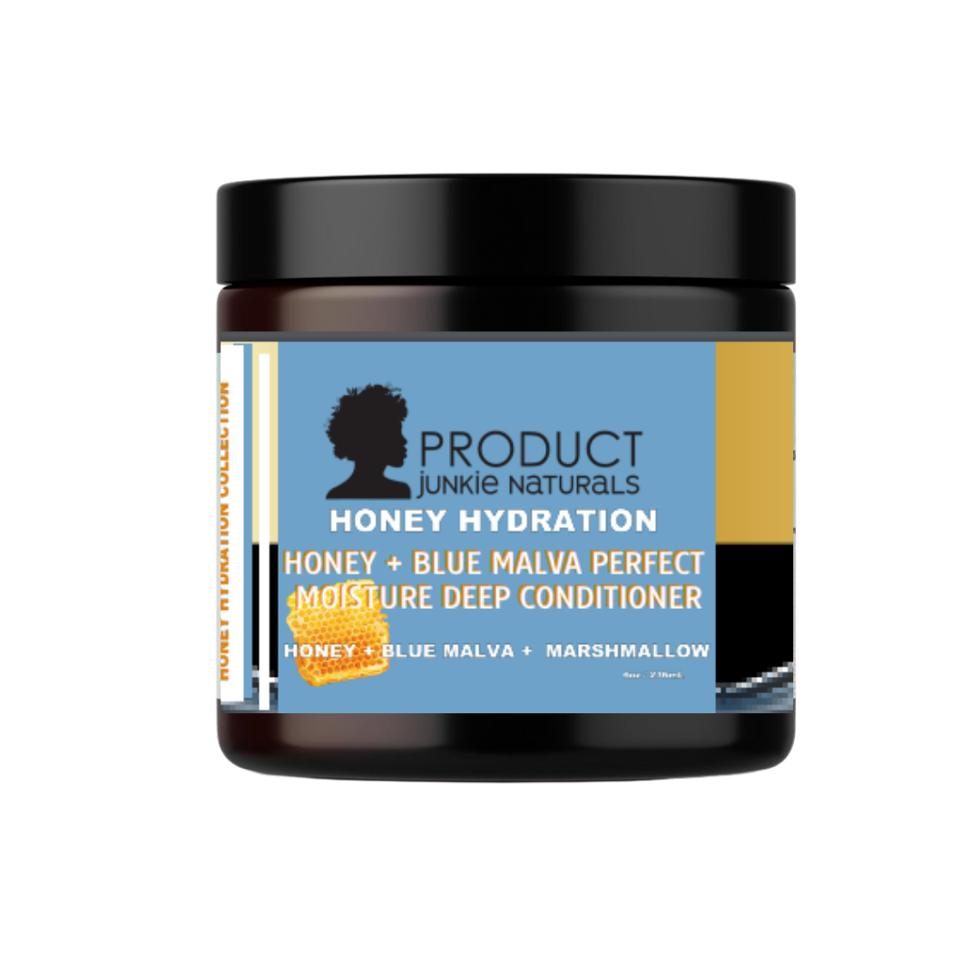 HONEY HYDRATION HONEY + BLUE MALVA PERFECT MOISTURE DEEP CONDITIONER