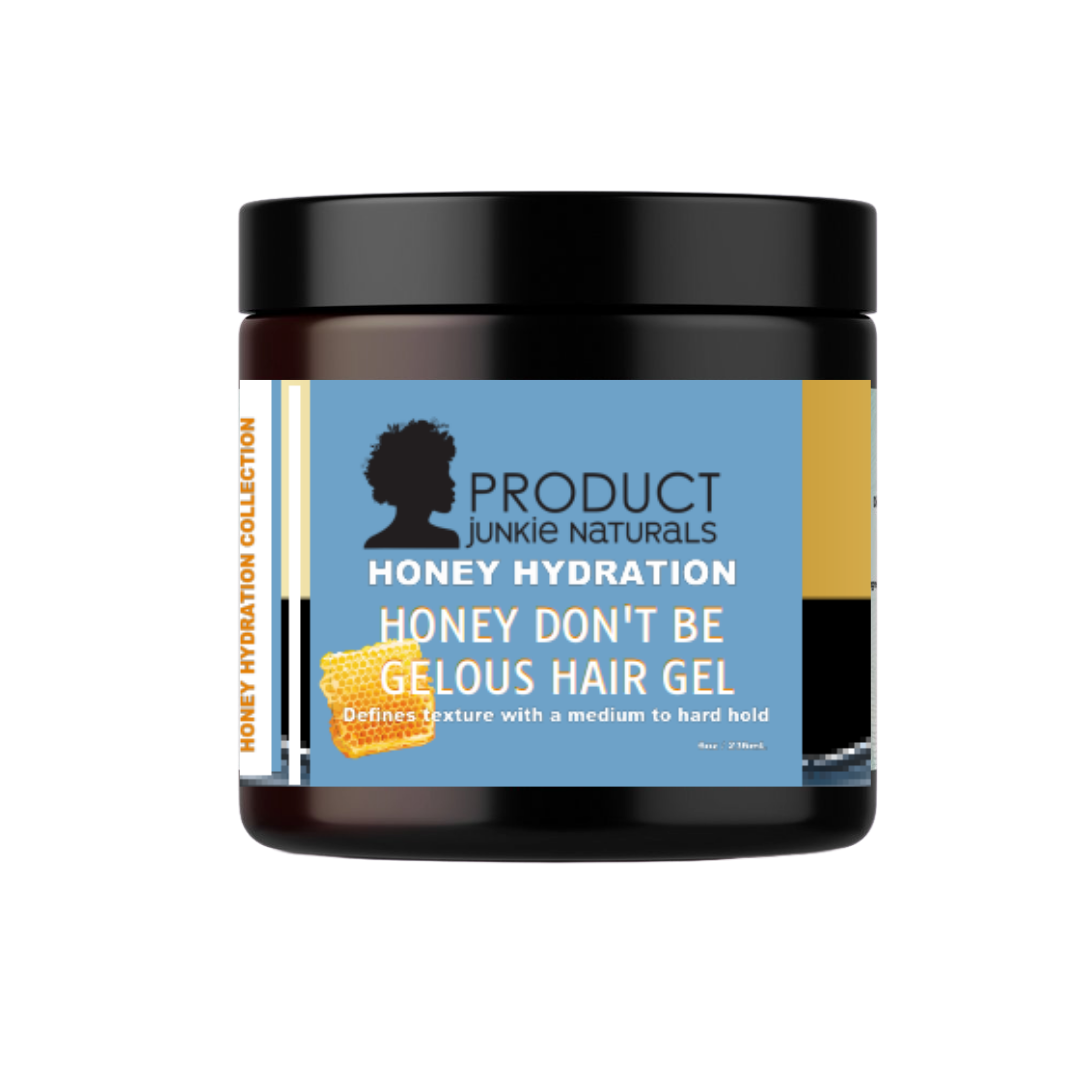 HONEY HYDRATION HONEY DON'T BE GELOUS HAIR GEL