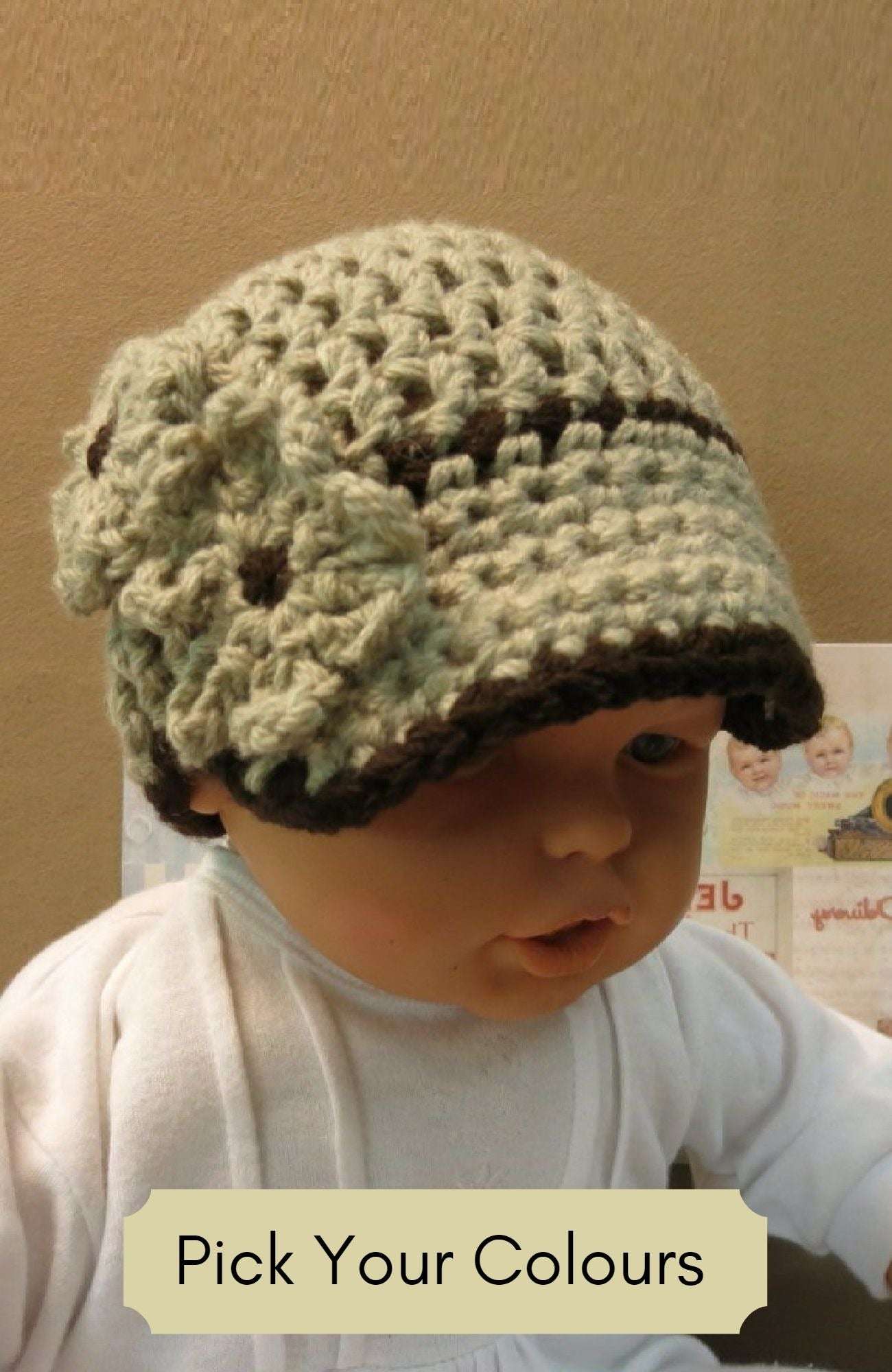 Peak-Cap-Beanie-for-Children-Nchanted-Gifts