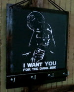 Load image into Gallery viewer, Darth-Vader-Office-Decor-Nchanted-Gifts