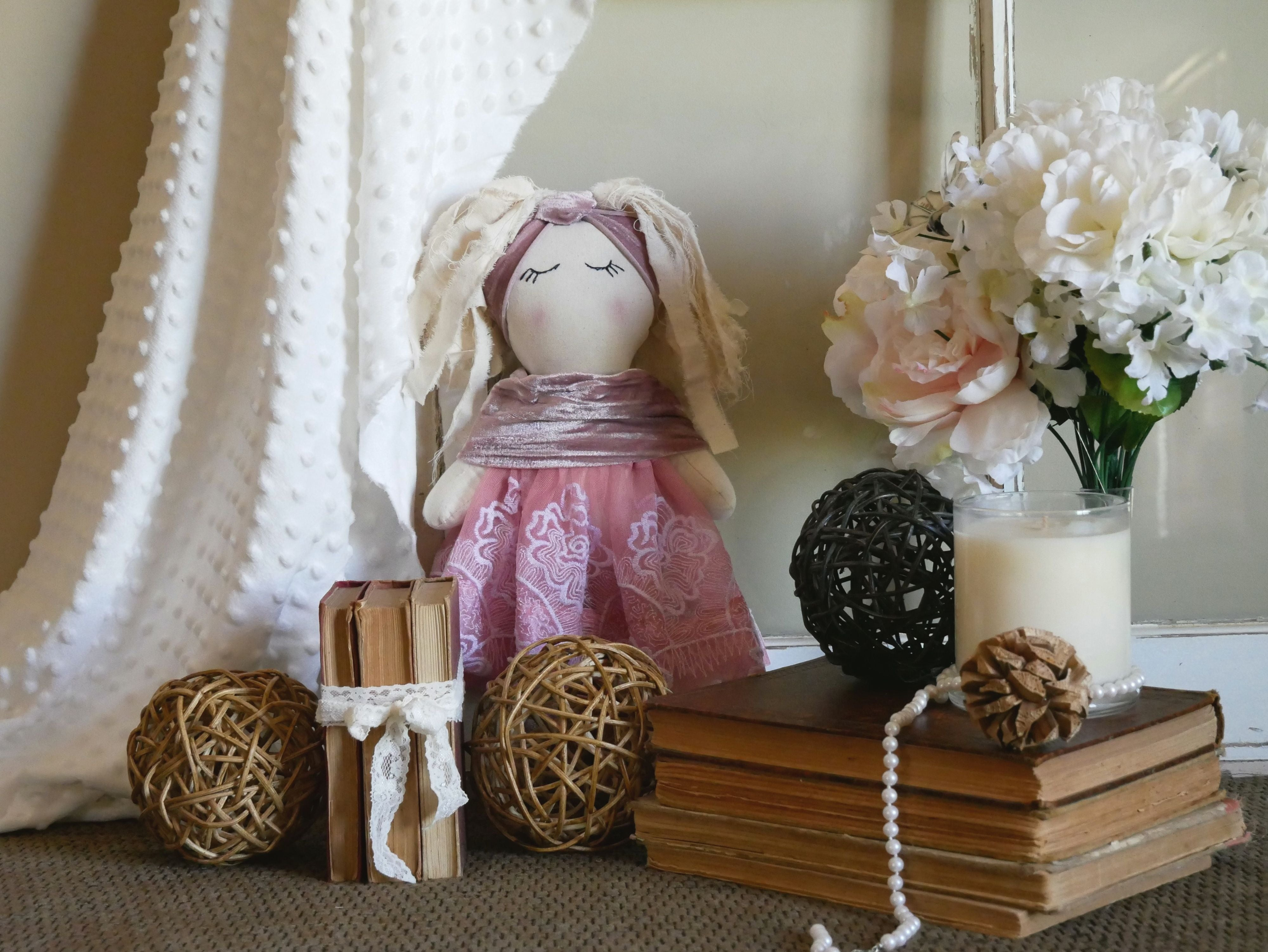 Handmade-Fabric-Rag-Doll-Nchanted-Gifts