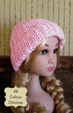 Load image into Gallery viewer, Extra-Thick-Pattern-Winter-Beanie-Nchanted-Gifts