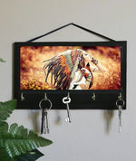 Load image into Gallery viewer, Entryway-Organizer-Native-American-Indian-Nchanted-Gifts