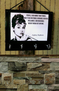 Audrey-Hepburn-Storage-Key-Rack-Nchanted-Gifts