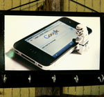 Load image into Gallery viewer, Storm-Trooper-Key-Rack-Holder-Nchanted-Gifts