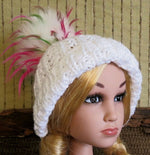Load image into Gallery viewer, Ribbed-Children's-Pom-Pom-Beanie-Nchanted-Gifts