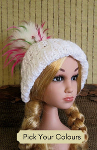 Ribbed-Children's-Pom-Pom-Beanie-Nchanted-Gifts