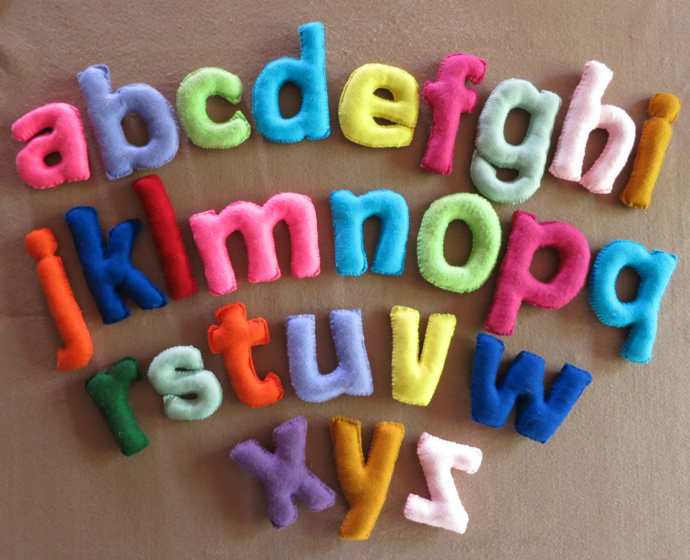 Felt-Alphabet-Letters-Uppercase-Nchanted-Gifts