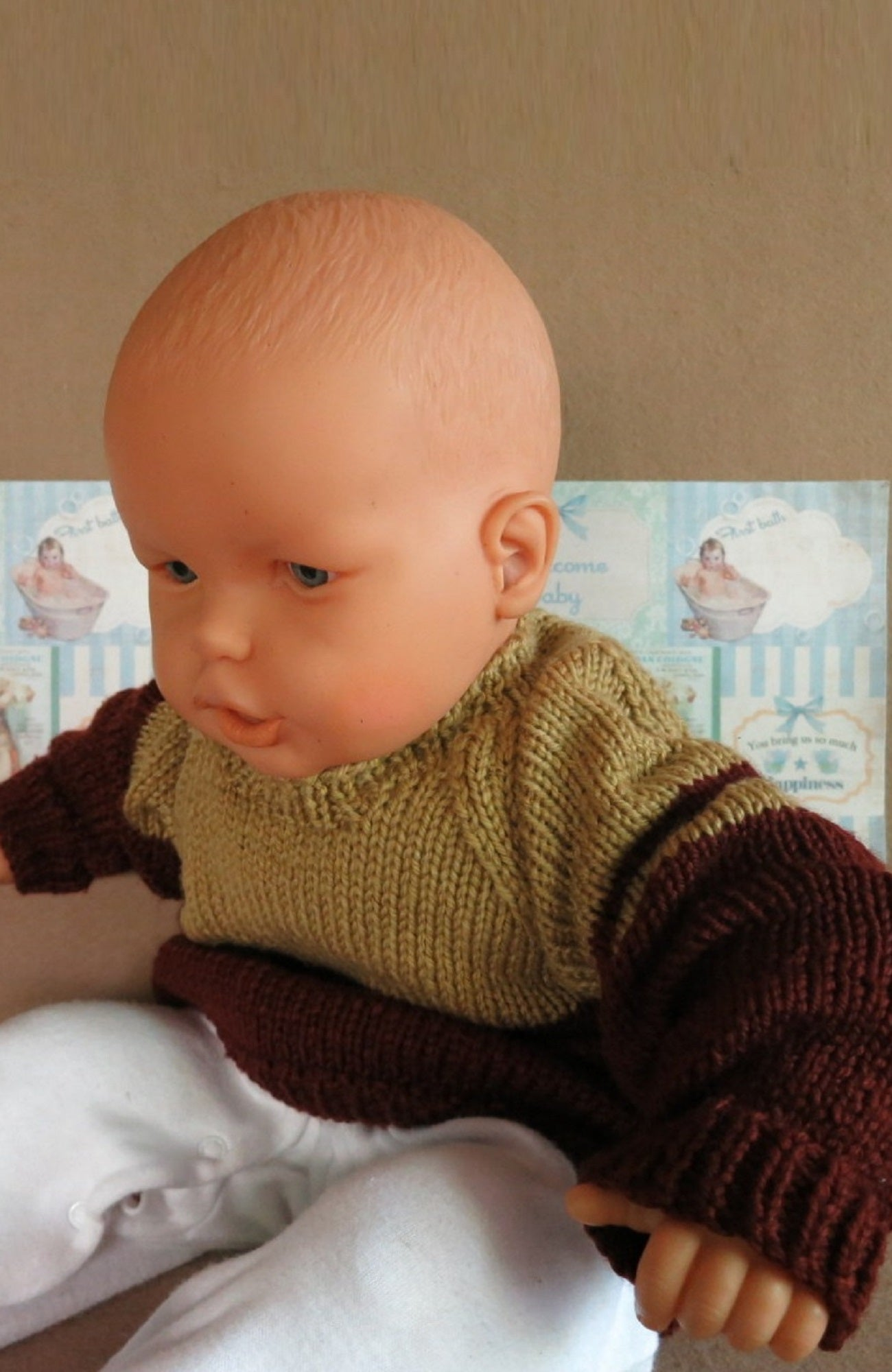 Brown-Tan-Toddler-Jumper-Nchanted-Gifts