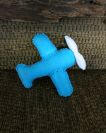 Load image into Gallery viewer, Felt-Toy-Airplane-Decor-Nchanted-Gifts