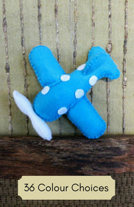 Felt-Toy-Airplane-Decor-Nchanted-Gifts