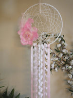 Load image into Gallery viewer, Feather-Flower-Dreamcatcher-Nchanted-Gifts