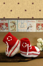 Load image into Gallery viewer, Baby-Booties-Hi-Tops-0-2-Years-Nchanted-Gifts