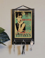Load image into Gallery viewer, Audrey-Hepburn-Key-Holder-Nchanted-Gifts