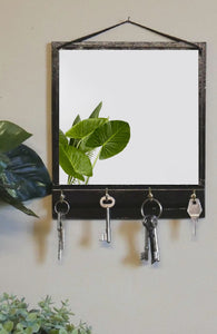 Elephant Ear Plant Key Rack Holder