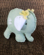 Load image into Gallery viewer, Felt-Elephant-Nchanted-Gifts