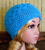 Load image into Gallery viewer, Children-Celtic-Weave-Beanie-Nchanted-Gifts