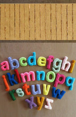 Load image into Gallery viewer, Felt-Alphabet-Letters-Uppercase-Nchanted-Gifts