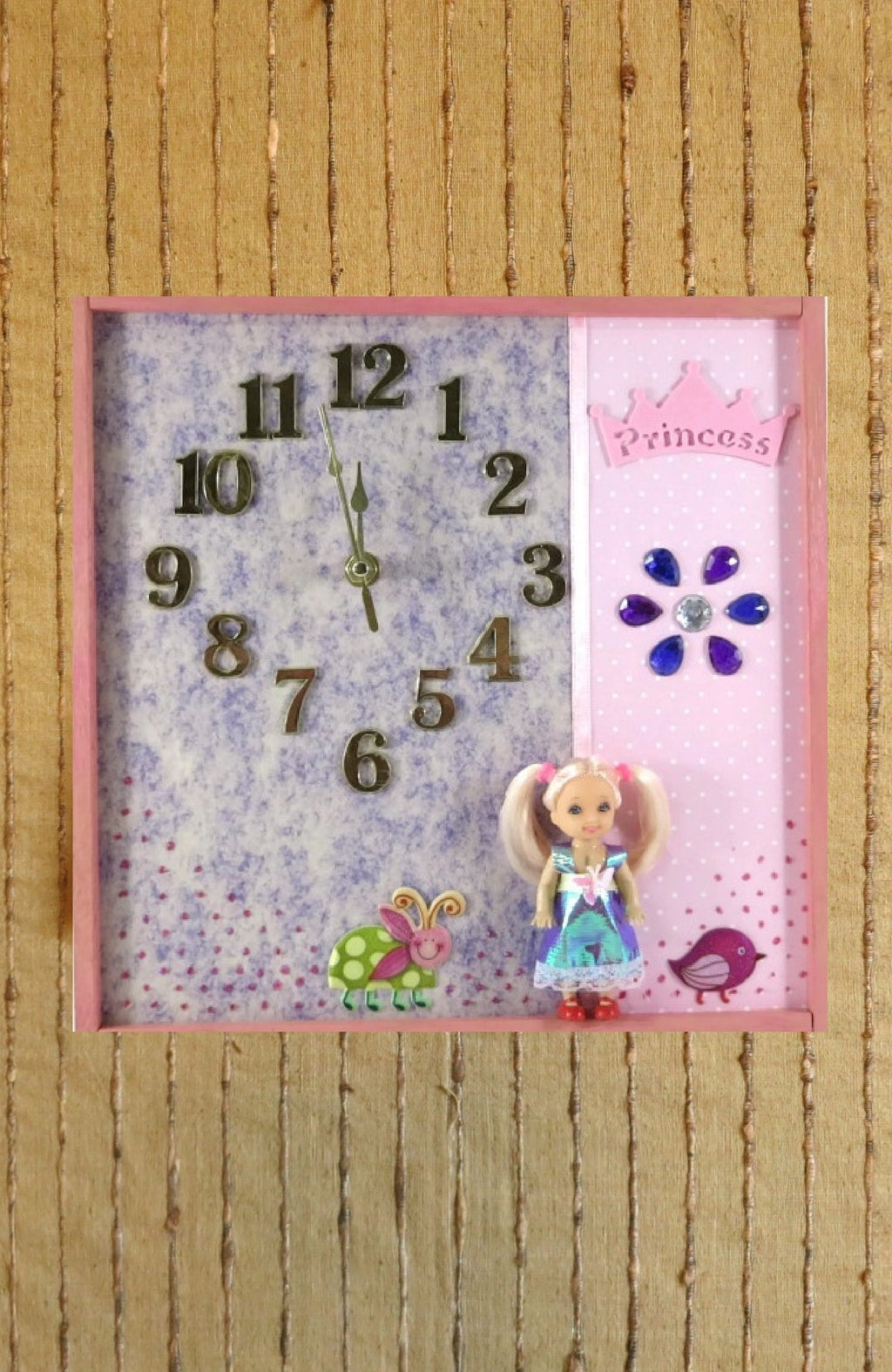 Little-Girls-Bedroom-Wall-Clock-Nchanted-Gifts