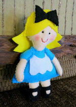 Load image into Gallery viewer, Alice-in-Wonderland-Stuffed-Toy-Nchanted-Gifts