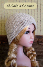 Load image into Gallery viewer, Child's-Pattern-Skull-Cap-Nchanted-Gifts