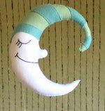 Load image into Gallery viewer, Moon-Face-Nursery-Mobile-Nchanted-Gifts