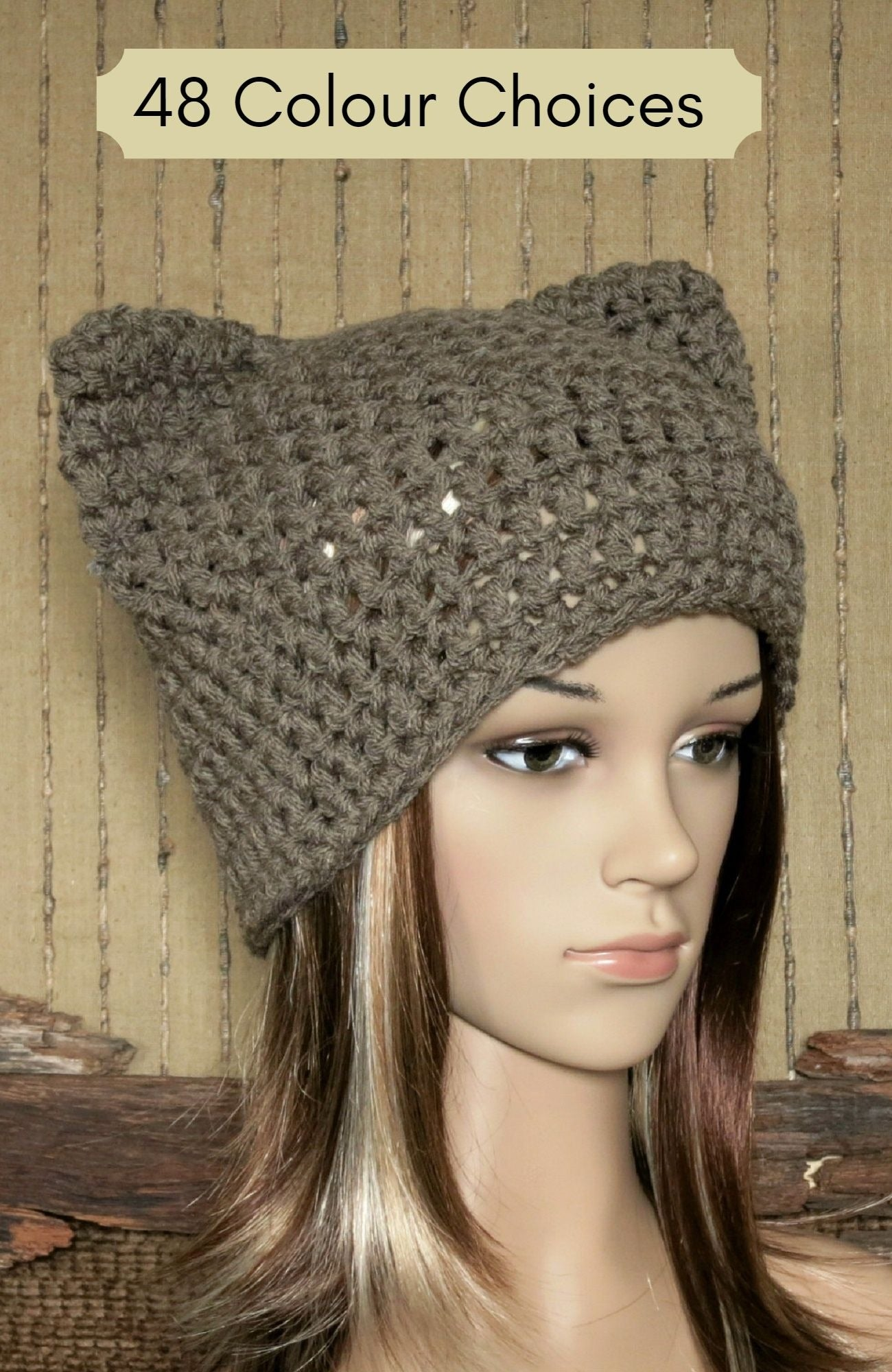 Hat-Pussy-Cat-Beanie-Adults-Nchanted-Gifts