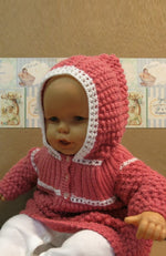 Load image into Gallery viewer, Hooded-Baby-Jumper-Nchanted-Gifts