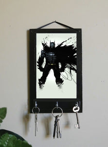 Comic Batman Key Rack Holder