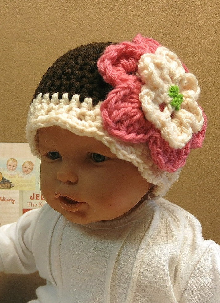 Baby-Flower-Beanie-Nchanted-Gifts