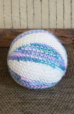 Load image into Gallery viewer, Handmade-Knitted-Ball-Outdoor-Indoor-Games-Nchanted Gifts