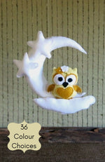 Load image into Gallery viewer, Owl-Crib-Mobile-Nchanted-Gifts
