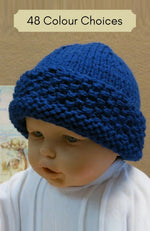 Load image into Gallery viewer, Knitted-Baby-Winter-Beanie-Nchanted-Gifts